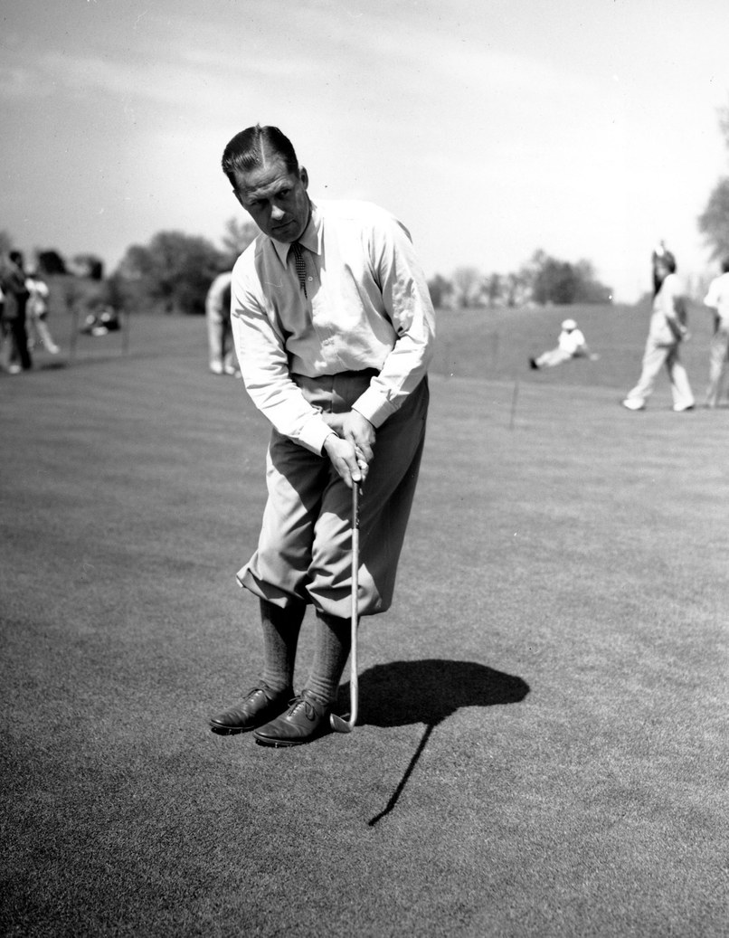 Paul Runyan Chats About Bobby Jones During His Masters ...